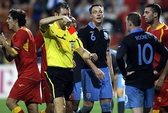 """Montenegro lên kế hoạch """"gài"""" Wayne Rooney"""