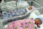 Hai bé trong ca sinh 5 có dấu hiệu suy hô hấp