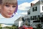 Taylor Swift tậu nhà hàng chục triệu USD