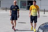 Messi sớm trở lại trận lượt về với PSG