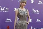 Miranda Lambert đánh bại Taylor Swift tại giải nhạc đồng quê Mỹ