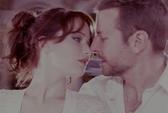 Jennifer Lawrence và Bradley Cooper hôn đẹp nhất