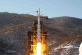Triều Tiên tiếp tục phóng tên lửa tầm ngắn