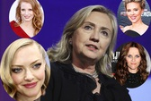 Ai xứng đáng vào vai Hillary Clinton?