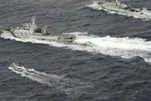 Nhật Bản lại tố tàu Trung Quốc xâm nhập EEZ