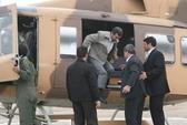 Trực thăng chở Tổng thống Iran hạ cánh khẩn
