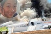 Vụ máy bay bốc cháy ở Mỹ: Xe cứu hỏa cán chết người