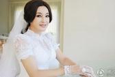Lưu Hiểu Khánh đẹp lộng lẫy trong đám cưới lần 4
