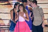 """Sao phim """"Glee"""" khóc ròng khi nói về bạn trai quá cố"""