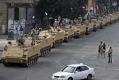 Ai Cập điều xe thiết giáp trấn ấp biểu tình