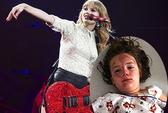 """Taylor Swift ân cần với """"fan nhí"""" gặp nạn"""