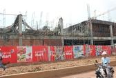Sập công trình Lotte Mart Bình Dương vì đặt sai máy bơm