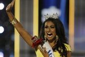 Cô gái gốc Ấn đăng quang Hoa hậu Mỹ