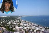 Thuyền lạc giữa biển, Kelly Rowland hoảng loạn