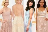 Lễ trao giải Emmy: Muôn kiểu khoe sắc trên thảm đỏ