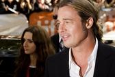 """Brad Pitt """"mày râu nhẵn nhụi"""", bảnh bao trên thảm đỏ"""