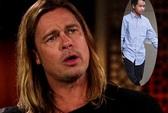"""Brad Pitt chỉ cho riêng Maddox xem phim """"12 Years A Slave"""""""