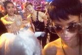 Rihanna giúp cảnh sát Thái Lan phá án