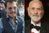Johnny Depp khen Christopher Lee là