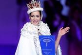 Vẻ đẹp rạng ngời của tân Hoa hậu Quốc tế
