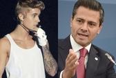 Tổng thống Mexico bác tin gặp Justin Bieber