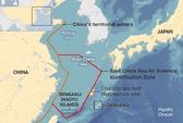 """Trung Quốc điều 2 chiến đấu cơ rà soát """"vùng nhận dạng phòng không"""""""