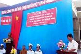 12 tỉ đồng xây trường ở đảo Sinh Tồn