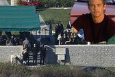 Nước mắt rơi trong tang lễ Paul Walker