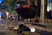 """""""Xe điên"""" gây tai nạn: Người cầm lái không phải là người đầu thú"""