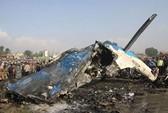 Nepal: Máy bay rơi vì... chim?