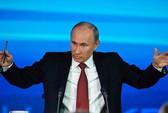 """Tổng thống Putin """"quyền lực nhất"""""""