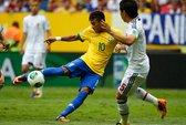 Hai siêu phẩm của Neymar