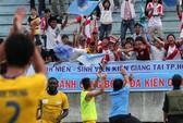 Cầu thủ K.Kiên Giang đòi bỏ V-League