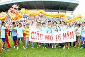 Than Quảng Ninh, An Giang lên chơi V-League