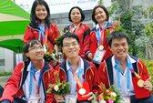 Việt Nam xếp hạng 3 toàn đoàn