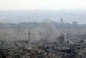 Israel tấn công kho tên lửa của Syria?