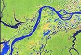 Sông Amazon đã từng thay đổi dòng chảy