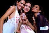 Hoa hậu Trung Quốc giành giải Top Model