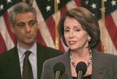 Chủ tịch Hạ viện Mỹ bất ngờ công du Iraq
