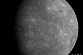 Sao Thủy ngày càng nhỏ lại