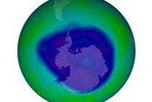 Lỗ hổng tầng ozone ở Nam cực ngày càng lớn
