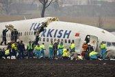 Máy bay Thổ Nhĩ Kỳ rớt do… nhầm độ cao