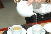 Uống trà ngừa bệnh