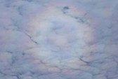 Cầu vồng tròn xoe trên bầu trời