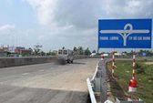 Đường cao tốc Trung Lương - TP.HCM: Tai nạn đầu tiên gây chết người