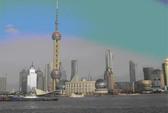 Sét đánh tòa tháp truyền hình cao nhất Trung Quốc