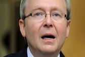 Cựu Thủ tướng Australia Kevin Rudd nhập viện