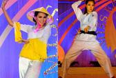 Miss Earth 2010: Diễm Hương vào Top 5 Hoa hậu Tài năng