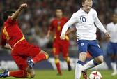 Rooney bị cấm đá cho tuyển Anh