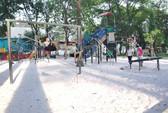 Mở lại khu vui chơi trong Công viên Tao Đàn